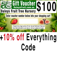 Gift Voucher with 10 off everything code By DaleysFruit.com.au [All Rights Reserved]
