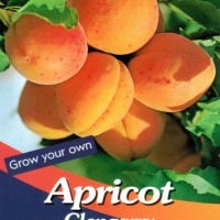 Glengarry Apricot label By Macbird [All Rights Reserved, Plant Label Supplier of DaleysFruit.com.au]