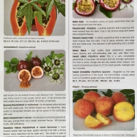 Sample page of Fruit and Edible Plant Resource