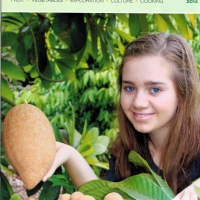 Rare Fruit Review 2014 Front Cover By Australian Rare Fruit Review [All Rights Reserved, Supplier of DaleysFruit.com.au]