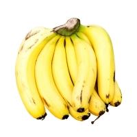 Picture of a bunch of Cavandish Banana Fruits or Herbs