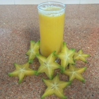 Carambola Juice By DaleysFruit.com.au [All Rights Reserved]