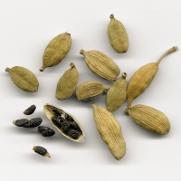 Cardamom Rainer Zenz [Public domain] from Wikimedia Commons