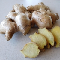 Ginger root By DaleysFruit.com.au [All Rights Reserved]