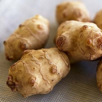 Jerusalem artichoke tubers By DaleysFruit.com.au [All Rights Reserved]