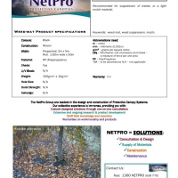 Netpro weedmat By Netpro [All Rights Reserved,Supplier of DaleysFruit.com.au]